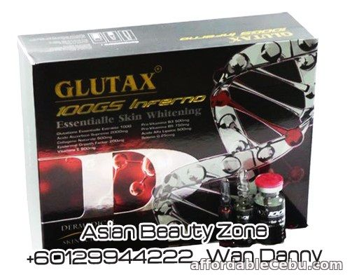 1st picture of Glutax 100gs Inferno Whitening For Sale in Cebu, Philippines
