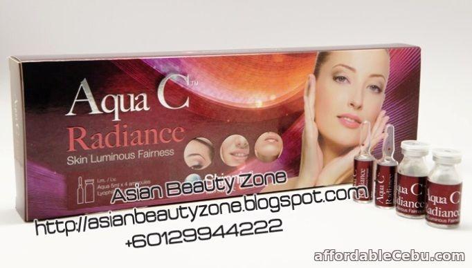 1st picture of Aqua C Radiance - Skin Luminous Fairness For Sale in Cebu, Philippines