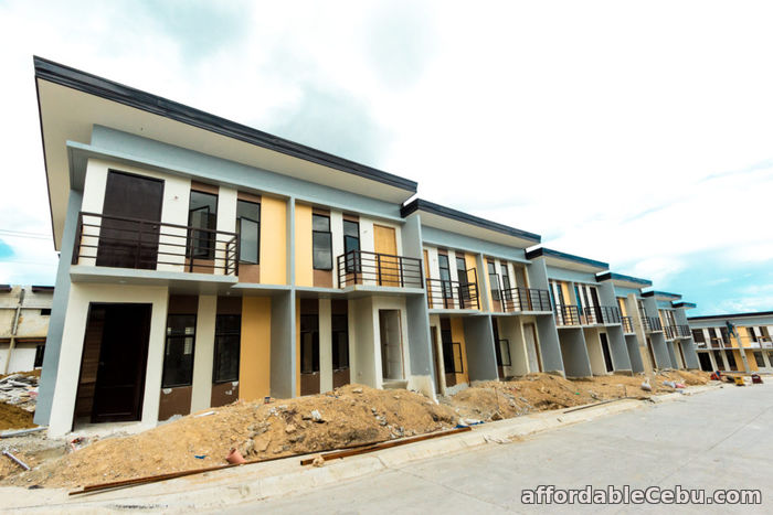 1st picture of For Assume Townhouse B End Unit Casa Mira Linao Talisay City For Sale in Cebu, Philippines