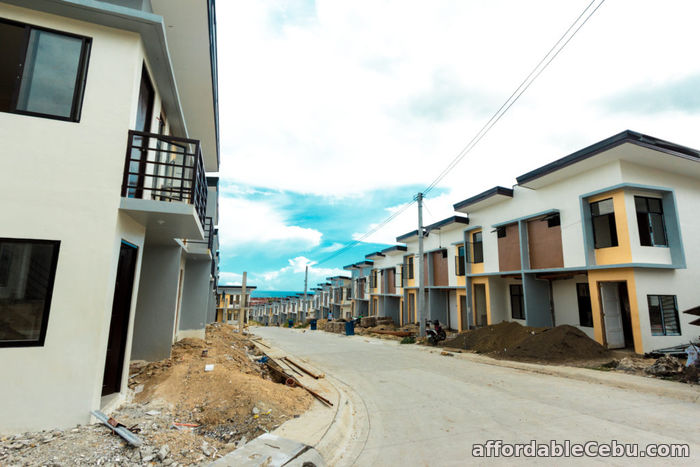 2nd picture of For Assume Townhouse B End Unit Casa Mira Linao Talisay City For Sale in Cebu, Philippines