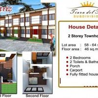 3rd picture of House & Lot For Sale in Cebu TIARA DEL SUR Talisay City For Sale in Cebu, Philippines