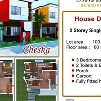 2nd picture of House & Lot For Sale in Cebu TIARA DEL SUR Talisay City For Sale in Cebu, Philippines