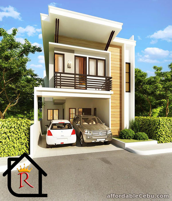 1st picture of Very Affordable house for sale at Breeza Palms near at Gaisano basak For Sale in Cebu, Philippines