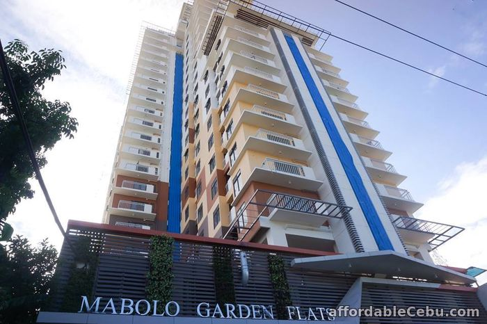 1st picture of Studio Unit at Mabolo Garden Flats For Rent in Cebu, Philippines