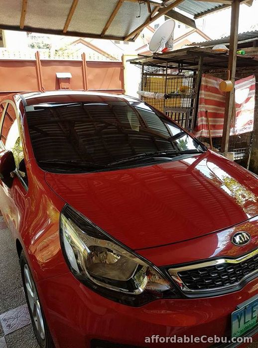 2nd picture of KIA RIO 2012 Manual- 17K Mileage Only For Sale in Cebu, Philippines