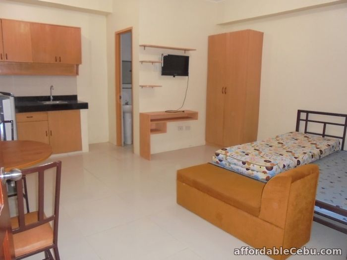 1st picture of For rent Studio Type Apartment Near MHAM School in Banawa For Rent in Cebu, Philippines