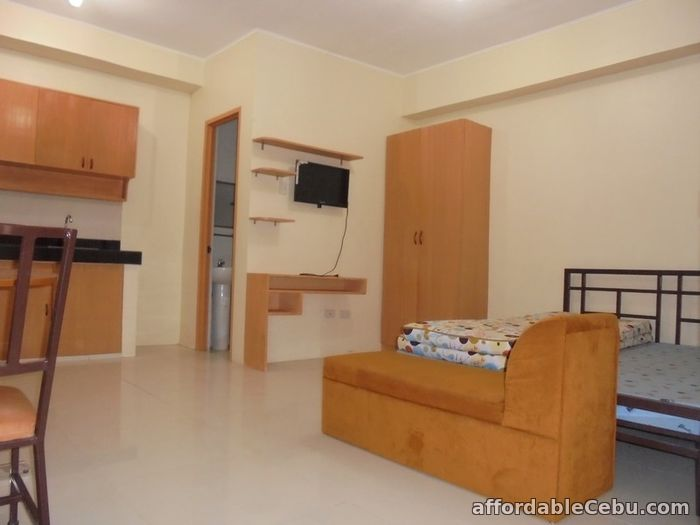 2nd picture of For rent Studio Type Apartment Near MHAM School in Banawa For Rent in Cebu, Philippines
