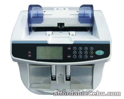 1st picture of ICON DB-520 HEAVY-DUTY BILL COUNTER For Sale in Cebu, Philippines