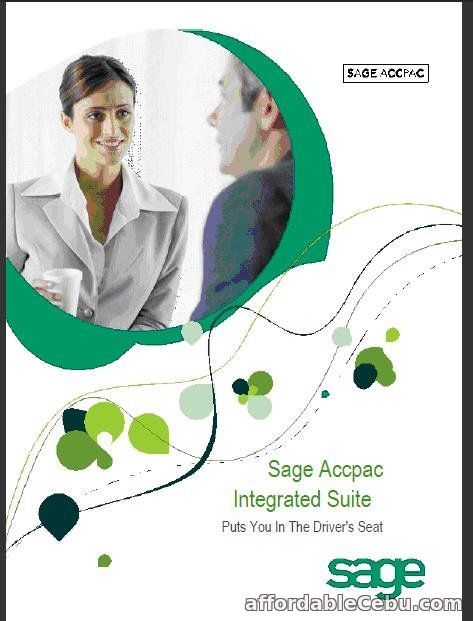 1st picture of Sage 300 Accpac Software Training Service and Implementation For Sale in Cebu, Philippines