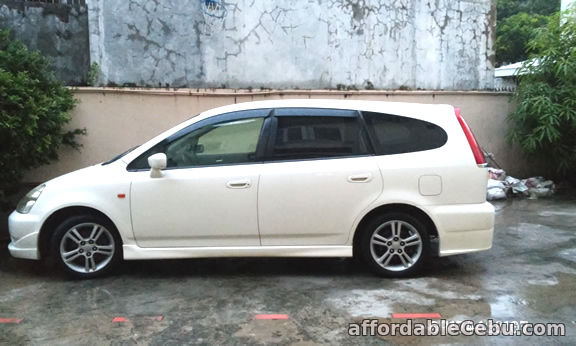 2nd picture of Honda 7 seater MPV Van affordable automatic with aircon For Sale in Cebu, Philippines