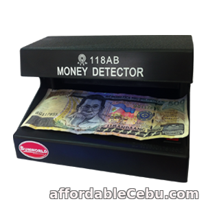 1st picture of AD-118AB Money Detector For Sale in Cebu, Philippines