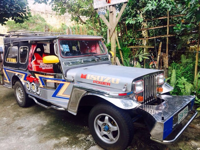 1st picture of Owner Type Jeep - Isuzu Gemini Diesel  (Pure stainless body) For Sale in Cebu, Philippines