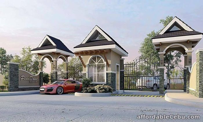 1st picture of Very affordable overlooking lot for sale at Penndave Manor 2 For Sale in Cebu, Philippines