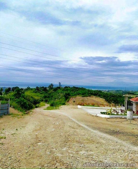 2nd picture of Very affordable overlooking lot for sale at Penndave Manor 2 For Sale in Cebu, Philippines