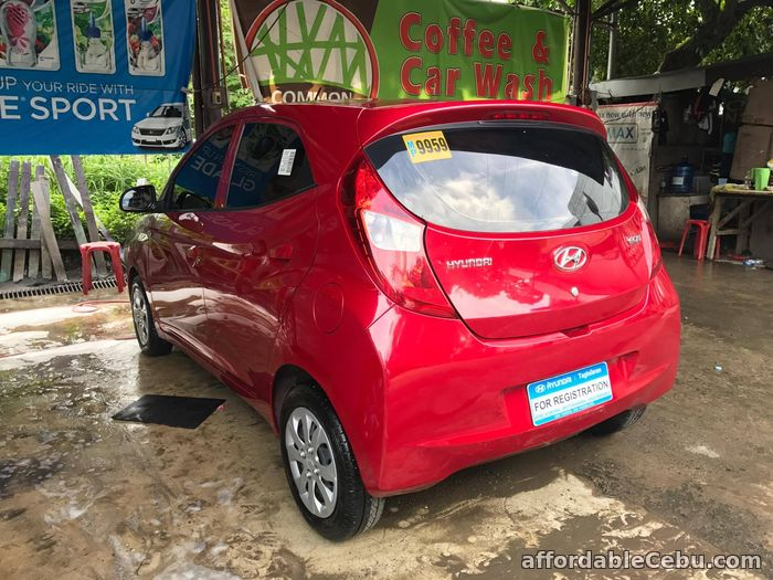 1st picture of 2016 Hyundai Eon For Sale in Cebu, Philippines