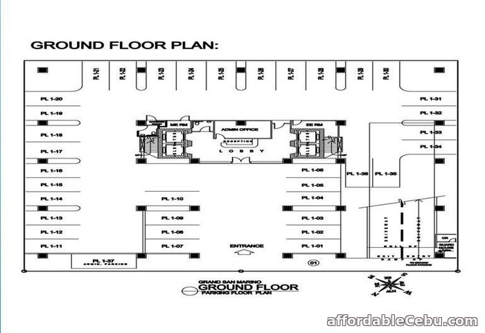 2nd picture of 1 Bedroom Condo Units for sale at Grand San Marino Residences For Sale in Cebu, Philippines
