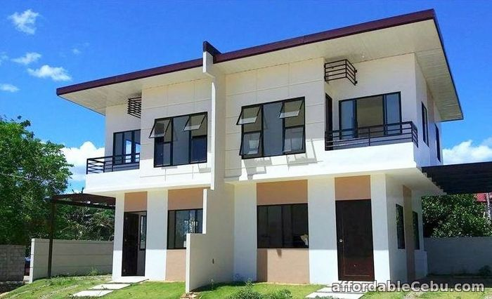1st picture of Along the road 3Bedrooms Duplex  BALI Subdivision Lapu-Lapu City For Sale in Cebu, Philippines