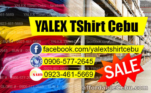 2nd picture of Yalex Tshirt Cebu For Sale in Cebu, Philippines