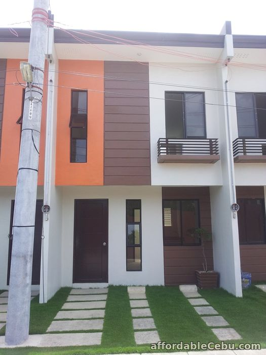 2nd picture of Baratu nga House and Lot sa Lapulapu. EVISSA - 2-Storey Townhouses For Sale in Cebu, Philippines
