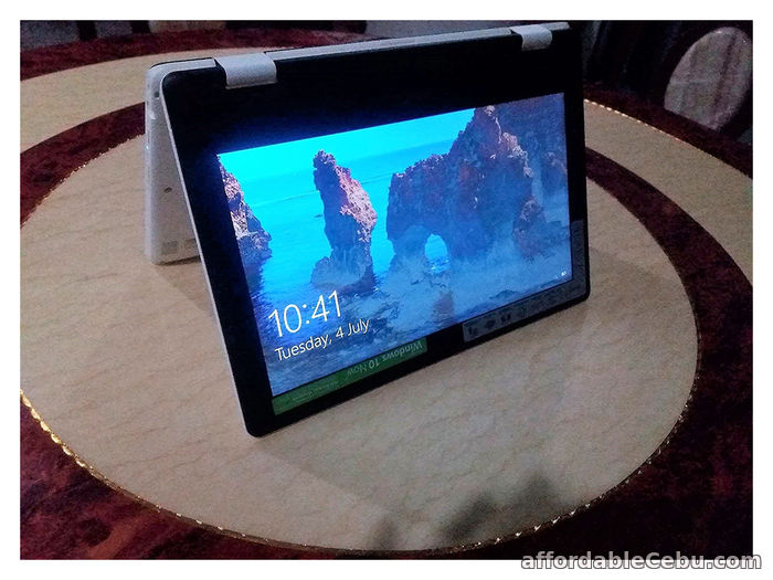 5th picture of RUSH SALE! Acer Aspire R3-131T Laptop For Sale in Cebu, Philippines