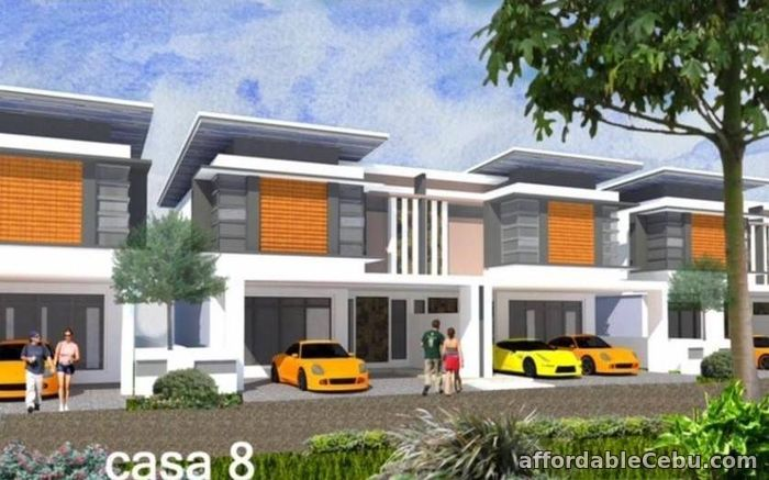 1st picture of 2 Storey Duplex House and Lot in Casa 8 Banawa Cebu City For Sale in Cebu, Philippines