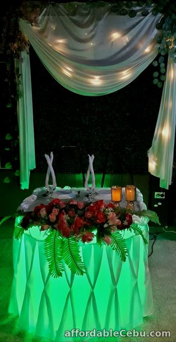 4th picture of Private Garden Wedding Reception at the Rooftop with Food Package For Rent in Cebu, Philippines