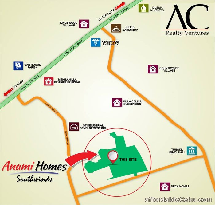 4th picture of Anami Homes South For Sale in Cebu, Philippines