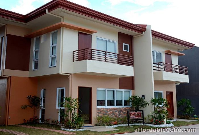 1st picture of A classy house and lot for sale in Minglanilla Callisto DUPLEX For Sale in Cebu, Philippines