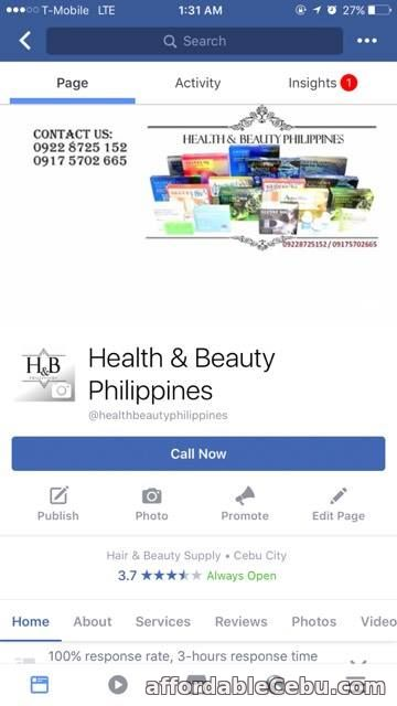 2nd picture of LUCCHINI PLACENTA FOR SALE IN CEBU For Sale in Cebu, Philippines