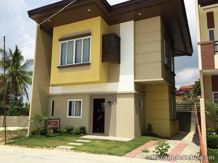 1st picture of A classy house in Minglanilla  ADAGIO single Detached For Sale in Cebu, Philippines