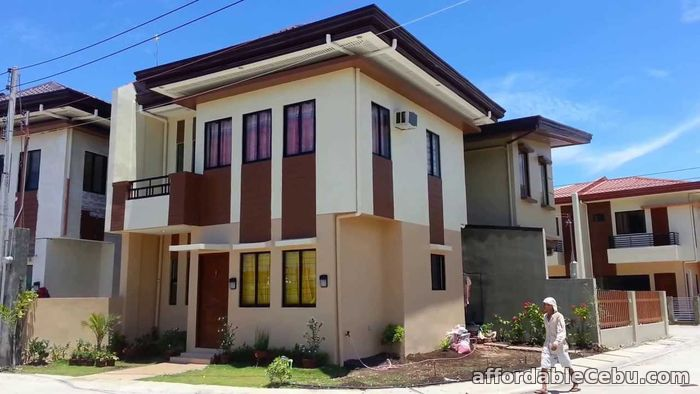 2nd picture of A classy house and lot for sale in Minglanilla Callisto DUPLEX For Sale in Cebu, Philippines