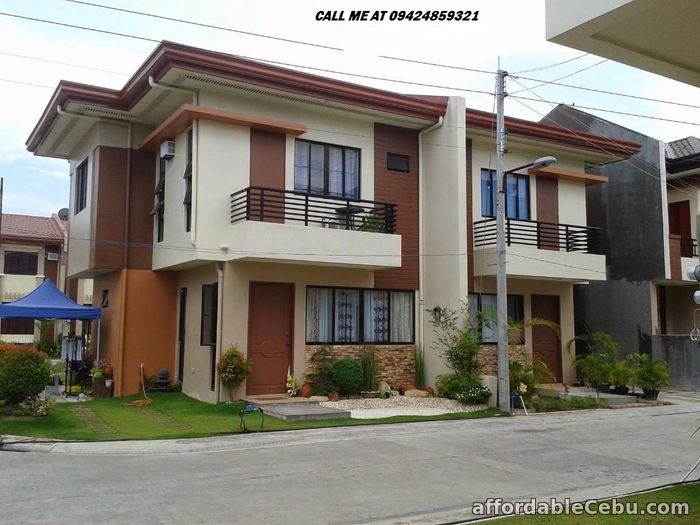 1st picture of A classy homes in Mingalanilla  ADRINA single Detached For Sale in Cebu, Philippines
