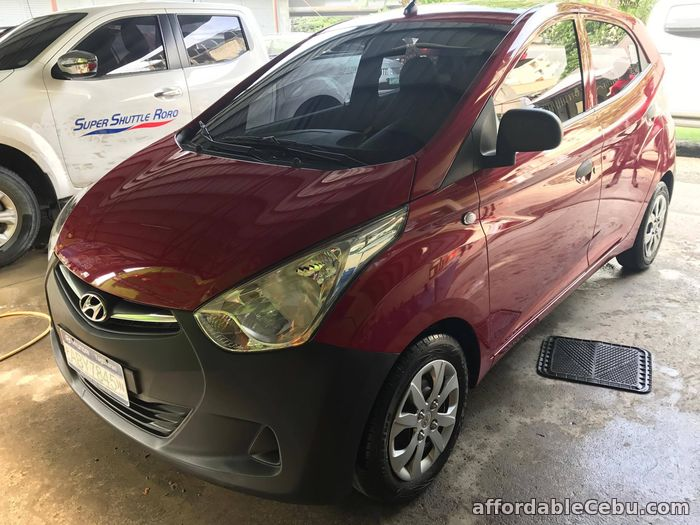 3rd picture of 2015 Hyundai Eon For Sale in Cebu, Philippines