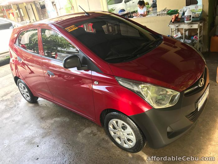 1st picture of 2015 Hyundai Eon For Sale in Cebu, Philippines