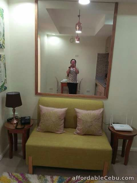 4th picture of New Condo Unit for Rent infront of SM City Cebu For Rent in Cebu, Philippines