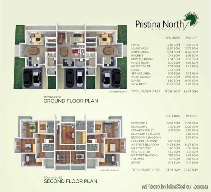 5th picture of Pristina North For Sale in Cebu, Philippines