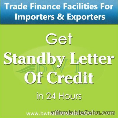 1st picture of Get Standby Letter of Credit – MT760 for Importers and Exporters Offer in Cebu, Philippines