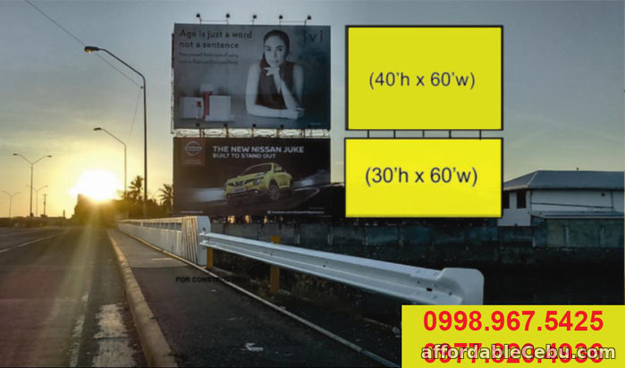 1st picture of SRP Billboards for Lease For Rent in Cebu, Philippines