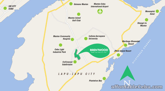 3rd picture of Brentwood For Sale in Cebu, Philippines