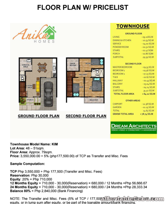 5th picture of A very affordable hone in Buhisan Labangon! For Sale in Cebu, Philippines