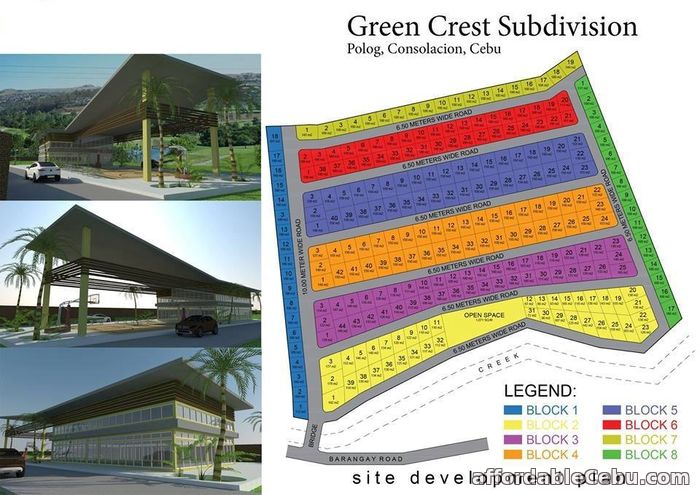1st picture of GREEN CREST SUBDIVISION For Sale in Cebu, Philippines