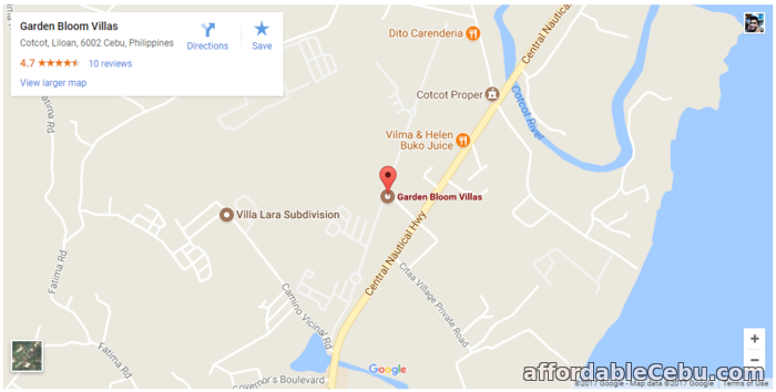 2nd picture of Garden Bloom Villas For Sale in Cebu, Philippines
