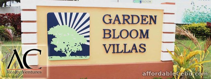 1st picture of Garden Bloom Villas For Sale in Cebu, Philippines