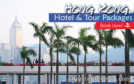 1st picture of Hong Kong Macau Twin City tour package starts at P8,500 For Sale in Cebu, Philippines