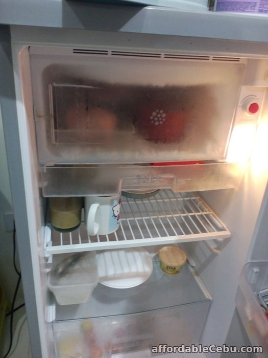 4th picture of Refrigerator for Sale (Electrolux 4 cu.ft) only P3,500.00 For Sale in Cebu, Philippines