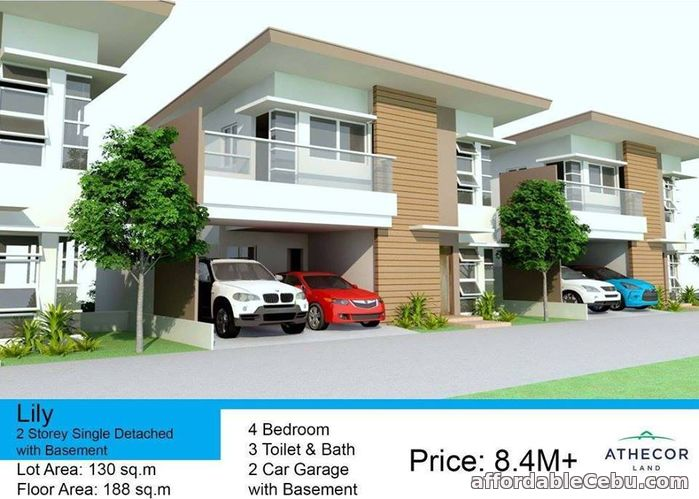 4th picture of 88 Summer Breeze Lily Model For Sale in Cebu, Philippines