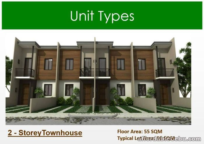 1st picture of 2 Storey Townhouse in Talamban For Sale in Cebu, Philippines