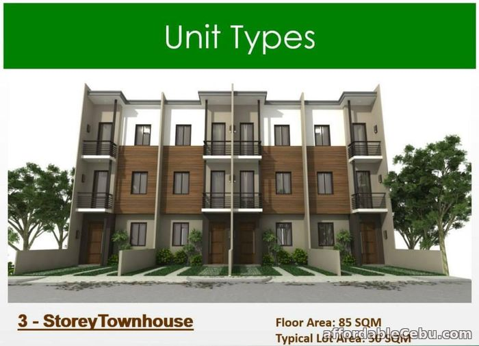 3rd picture of 2 Storey Townhouse in Talamban For Sale in Cebu, Philippines