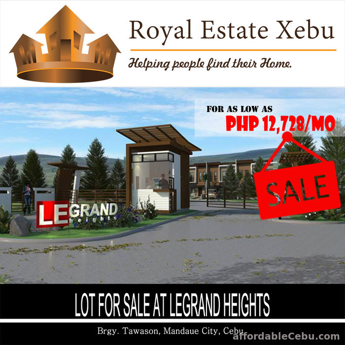 1st picture of Lot for sale at Legrand heights in Mandaue City, Cebu For Sale in Cebu, Philippines