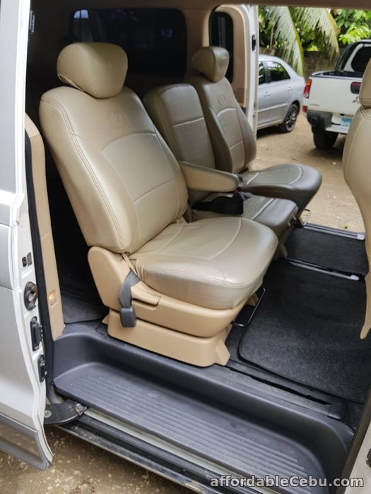 5th picture of For Sale : Hyundai Starex 2009 | Ready to Drive For Sale in Cebu, Philippines
